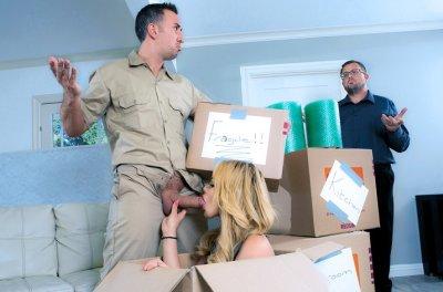 Moving Day – Skyla Novea, Keiran Lee