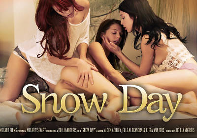 Snow Day – Aiden Ashley, Elle Alexandra, Kiera Winters (SexArt / 2013)