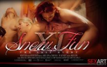 Snow Fun XI – The Last Night – Carla Cox, Emylia Argan, Gabi De Castello, Grace C, Terry Sullivan (2013)
