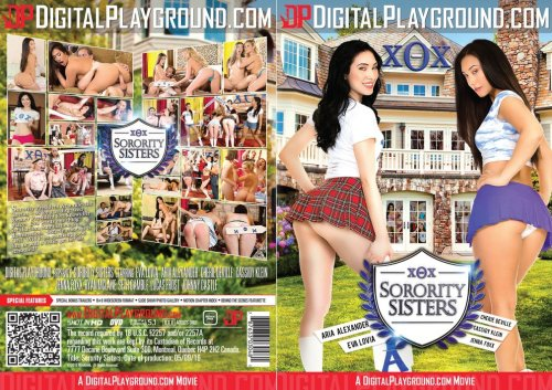 Sorority Sisters – Full Movie (DigitalPlayground / 2016)