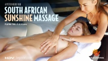 South African Sunshine Massage – Sian (Hegre / 2010)