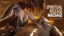 Spiritual Release Massage (Hegre / 2015)