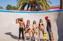 Squad Goals – Abella Danger, Keisha Grey, Karlee Grey, Jason Brown & Ricky Johnson (2016)