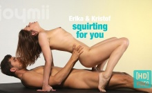 Squirting For You – Erika K. & Kristof Cale (2016)