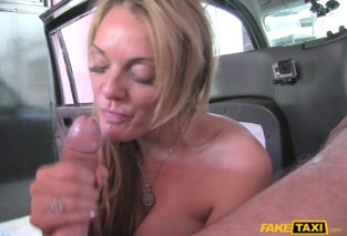 FakeTaxi – Long Legs Tattoos and Great Tits – Stacey Saran (FakeHub / 2017)