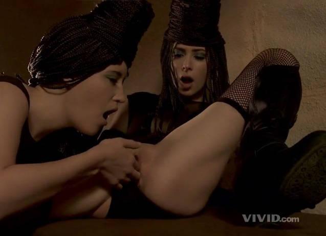 Star Wars XXX: A Porn Parody, Scene 3 – Aiden Ashley, Kimberly Kane (2015)