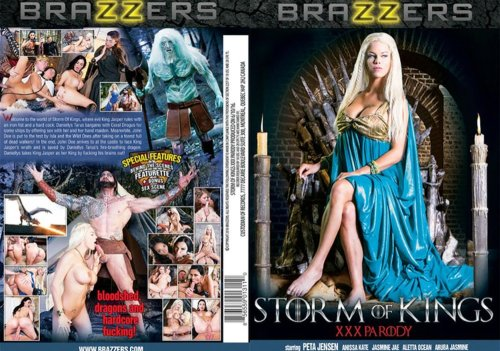 Storm Of Kings – Full Movie (Brazzers / 2016)