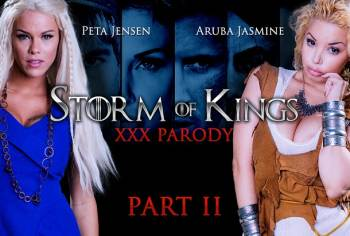 Storm Of Kings XXX Parody: Part 2 – Peta Jensen, Aruba Jasmine (2016)