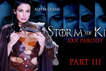 Storm Of Kings XXX Parody: Part 3 – Aletta Ocean, Marc Rose (2016)