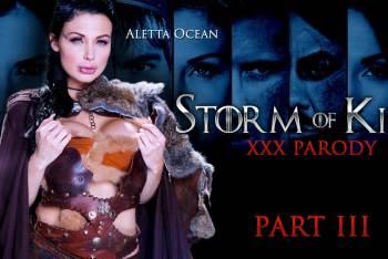 Storm Of Kings XXX Parody: Part 3 – Aletta Ocean, Marc Rose (2016)