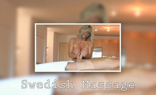 Swedish Massage – Sandra Otterson (WifeysWorld / 2015)