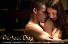 Perfect Day – Taylor Sands, Max Dyor (SexArt / 2016)