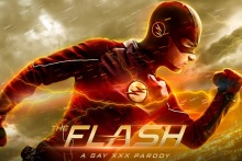 The Flash : A Gay XXX Parody Part 2 – Johnny Rapid, Pierre Fitch (2016)