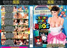 The Parodies 4 – Laying Pipe With The Bros – Full Movie (Brazzers / 2014)