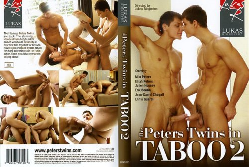 Taboo 2: The Peters Twins – Full Movie (BelAmiOnline / LukasRidgeston / 2011)
