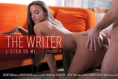 The Writer – Episode 5 – Listen to me – Amirah Abada (SexArt / 2014)