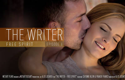 The Writer – Episode 6 – Free Spirit – Cayenne Klein (SexArt / 2014)