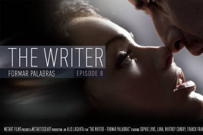 The Writer – Episode 8 – Formar Palabras – Sophie Lynx (SexArt / 2014)