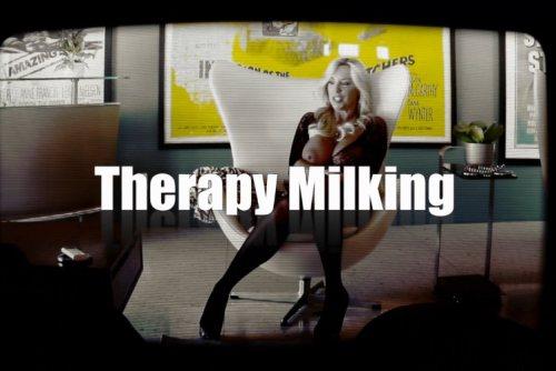 Therapy Milking – Sandra Otterson (WifeysWorld / 2014)