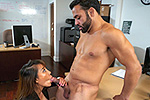Tiffany finally gets fucked in her office – Tiffany Rain, Derrick Ferrari (2017)