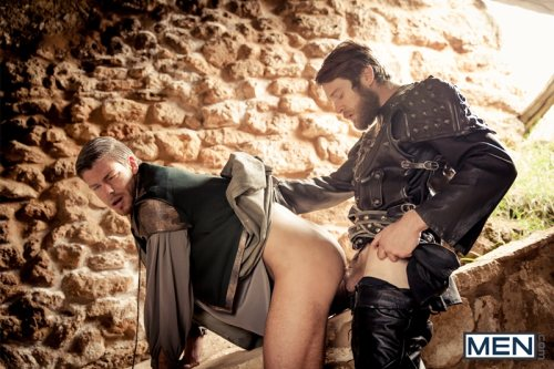 Gay Of Thrones Part 4 – Colby Keller, Toby Dutch (Men.com / 2014)