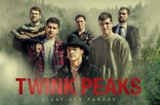 Twink Peaks: A Gay XXX Parodody – Full Movie (2017)