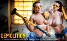 Demolition – Lucy Li, Vanessa Decker (SexArt / 2017)