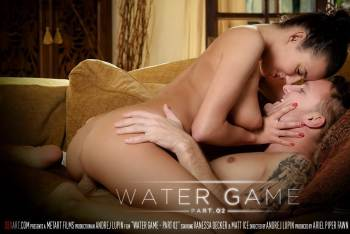 Water Game Part 2 – Vanessa Decker, Matt Ice (SexArt / 2016)