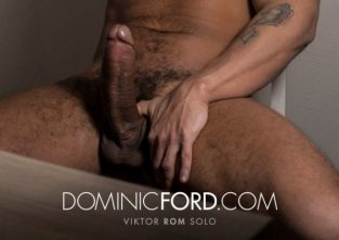 Viktor Rom Gets Jerked Off – Solo (2017)