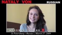 WoodmanCastingX – Nataly Von (2009)