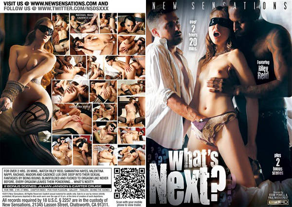 What's Next? – Full Movie (NewSensations / 2015)