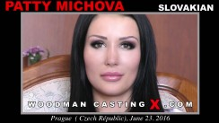 WoodmanCastingX – Patty Michova (2016)
