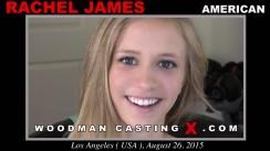 WoodmanCastingX – Rachel James (2015)