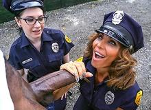 You Don't Fuck The Law – Lyla Lali, Norah Gold