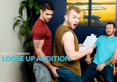 Loose Up Audition | Mark Long, Archer Hart & Jason Richards | Bareback | 2018