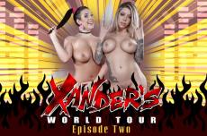 Xander's World Tour – Ep.2 – Angela White, Karma RX & Xander Corvus (2018)