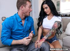 Sexy Escort With A Great Body Gets A Creampie | Katrina Jade, Ryan McLane | 2018