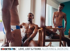 Love, Lost & Found, Part 3 | Allen King and Jacen Zhu | 2018