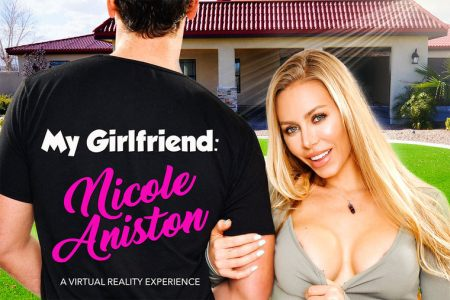 VR | Nicole Aniston & Ryan Driller in My Girlfriend: Nicole Aniston