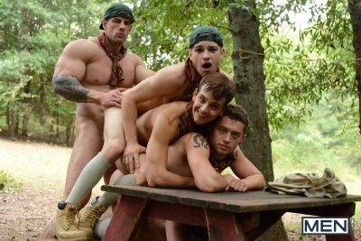 Scouts, Part 4 – CK Steel, Jack Radley, Johnny Rapid, Zac Stevens, Zeb Atlas | 2014