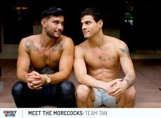 Meet the Morecocks 3: Team Tan | Levi Karter, Ricky Roman | 2015