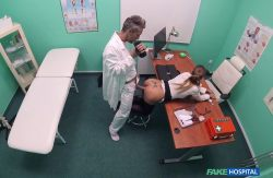 FakeHospital – Hot estate agent loves sucking cock – Silvia Dellai, Lutro (FakeHub / 2017)