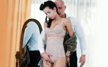 PinupSex – Seductive pinup beauty Ferrera Gomez enjoys sensual fuck with her lover (2017)