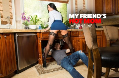 Jasmine Jae & Nathan Bronson | My Friend's Hot Mom