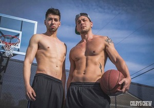 Come And Play With My Balls… Basket Balls – Joey D, Brett Dylan (2017)