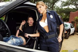 Cock Out Cop Out | Mercedes Carrera, Markus Dupree | 2018