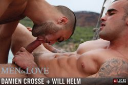 Men In Love – Will Helm Seduces Damien Crosse Overlooking the Sea (2011)