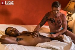 Shawn Reeve Takes Sean Xavier's BBC Up His Ass (2017)