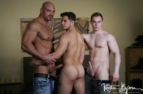 The Boyfriend – Nicoli Cole, Jan Bavor & Tomas Friedel – Bareback (2017)