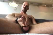 Juicy Penis Head Precum Foreskin Massage